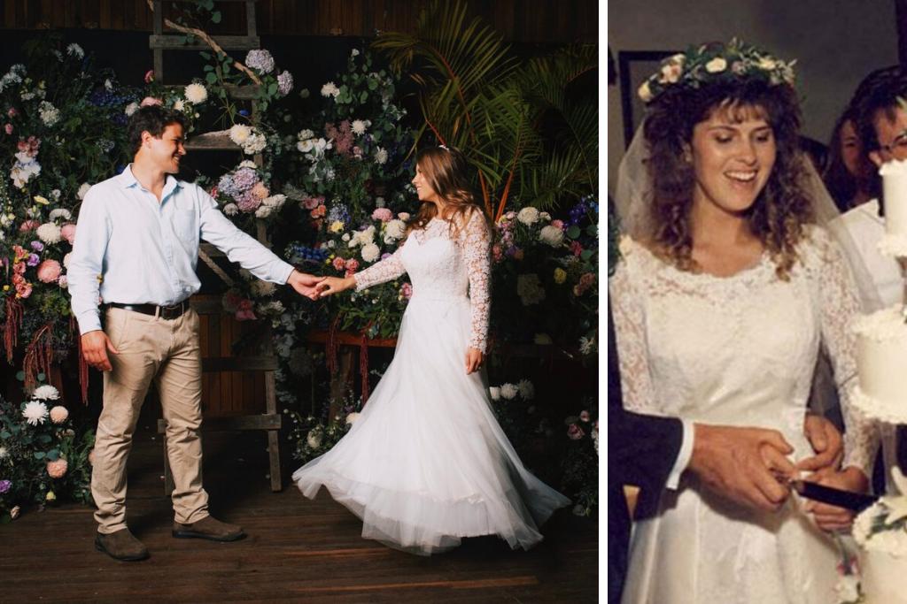 Wedding Dresses | Wedding Accessories | Brisbane | Padding Wedding | Bindi Irwin Wedding 9 1
