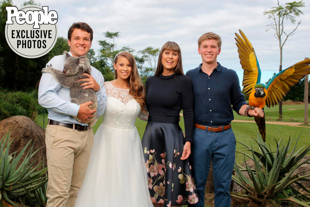 Wedding Dresses | Wedding Accessories | Brisbane | Padding Wedding | Bindi Irwin Wedding 3 1