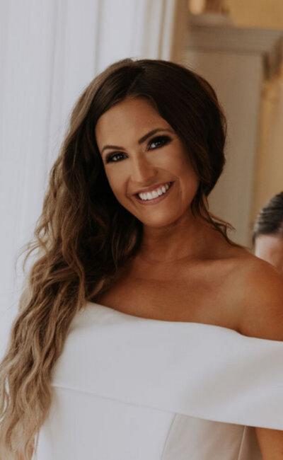 Actress 'Christie Hayes' Romantic Elopement Paddington Weddings Brisbane